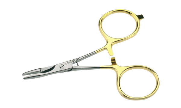SCIERRA # SCISSORS/FORCEPS STRAIGHT