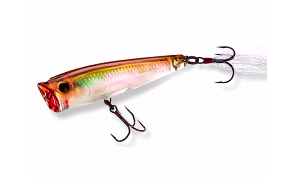 YO-ZURI # HARD LURES 3DR POPPER